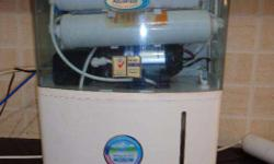 Well working water purifier with the attributes of
