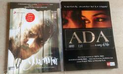 AR Rahman and other -Tamil and Hindi audio CDs
