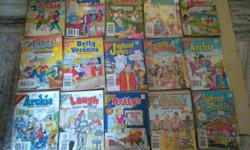 Lot of 50 Archies Single digest for rs 2500, 50 rare