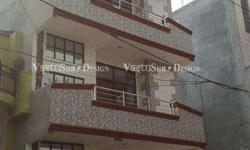 Newly constructed by an Architect. 3BHK + 2 Toilet