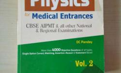 Arihant physics exclusively for neet . Its a new book