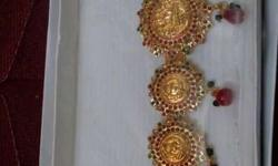 artificial jewellery not used
