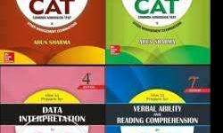 ARUN Sharma cat book all set of 4 2017 new edition