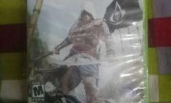 Assassin's Creed IV Black Flag Xbox 360 Game Case