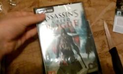 Assassin's Creed Rogue totally sealed box and new