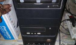 Great condition Cpu with dual core processor 1 tb hdd
