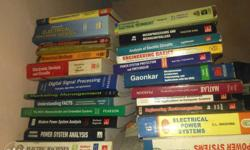 BTECH Eee reference books