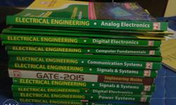 Assorted Electrical Engineering Books