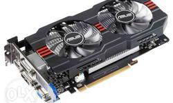 gtx 650ti excellent condition 1 gb all games in ultra