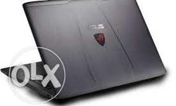 asus rog gl552vw cn426t in suoer condition with 8GB