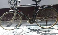 Atlas Concord Racing Bicycle in good condition, Only 2