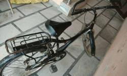 Atlas cycle 18 inch vey good condition tar and tube all