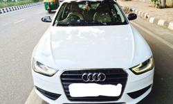 Audi A4 premium with sunroof Non accidental Scratchless