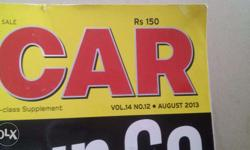 Autocar magazine!! For car lovers!! Year; 2013 Month
