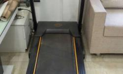 Treadmill is very good condition and fully automatic,1