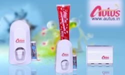 Autus Toothpaste Dispenser Elegance With Timer One of