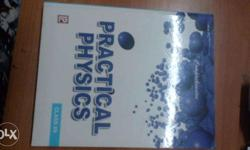 Available physics practical book of LAXMI PUBLICATIONS