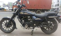 Hello frnds want to sell my bike Avenger 150 18000kms
