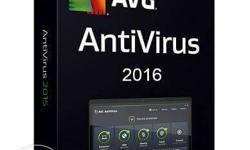 AVG Anti Virus 2016 both 32bit and 64 bit Mere paas 2