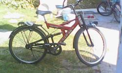 1year old cycle in good condition