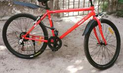 "Light weight bicycle ""Bsa Mach city ibike.. Single"