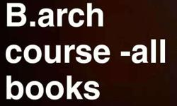 b.arch text books to sell in very low price. history of