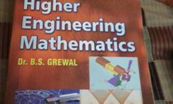 B S grewal engineering mathematics book for sale urgent