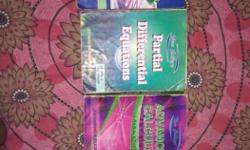 I want to sale B.sc. or B.A. 3rd semester Mathematics