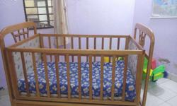 Baby bed for sale. it is in very good condition.