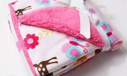 Baby blanket from carter's brand high quality just for
