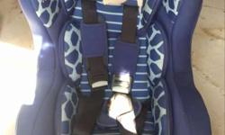 baby car seat.. good for kids uptill 5 years. branded