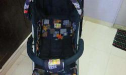 Baby pram in excellent condition is available in just
