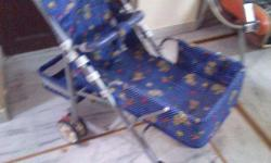 Baby pram in excellent condition for sale.