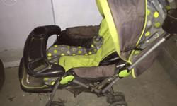 Baby pram in very good condition 6 months old. New