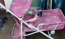 I want to sell a baby pram in good condition. Genuine