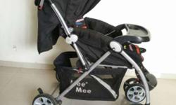 1. A complete travel system which includes everything