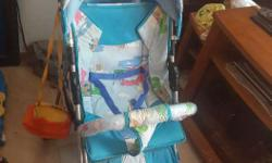 Good condition. Baby will love to be in..
