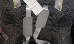 Baby's Gray Car Seat