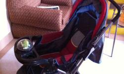 Almost new a stroller for sell