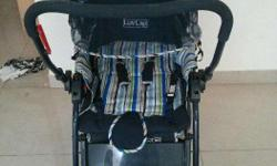 Type: Baby stroller Brand:Luvlap brand Accessories:Head