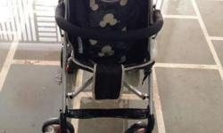 Baby Stroller sparingly used bought for Rs 2500