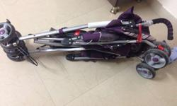 Mee Mee baby stroller in good condition for sale. Not
