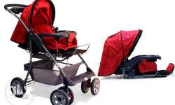 Brand New stroller bought for our son who was born in