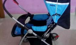 Baby Stroller suitable for kids