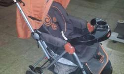 Baby stroller very good condition.