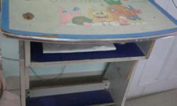 Baby study table n chair..chair needs minor repair