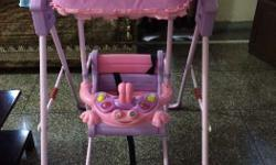 Baby swing in excellent condition rarely used