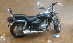 Bjaj avenger 220 cc one hand motorcycle good condition
