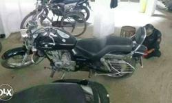 August 2014, Avenger 220 Black colour Good condition