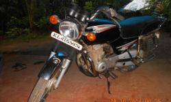 BAJAJ BOXER CT K TECH 100 CC 2004 MODEL 48000/KM GOOD